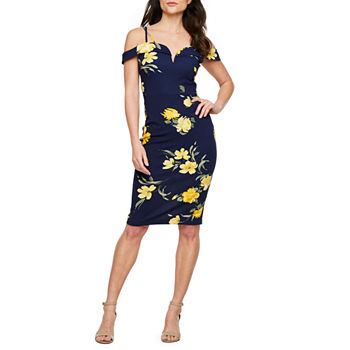 9ebe6b31c3 Cold Shoulder Dresses - JCPenney