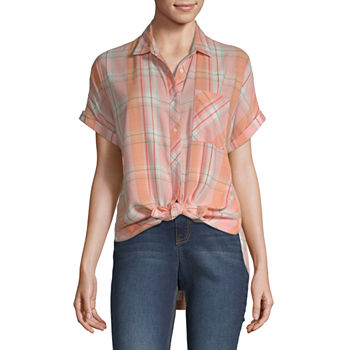 5a33976d9fd760 A.n.a Petites Size Tops for Women - JCPenney