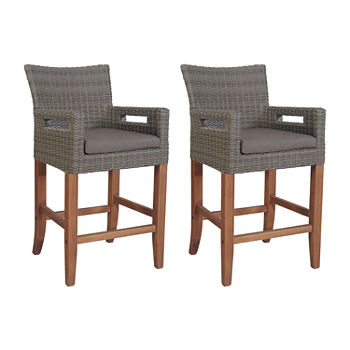 best loved bbf94 c228c Patio Bar Stools Closeouts for Clearance - JCPenney