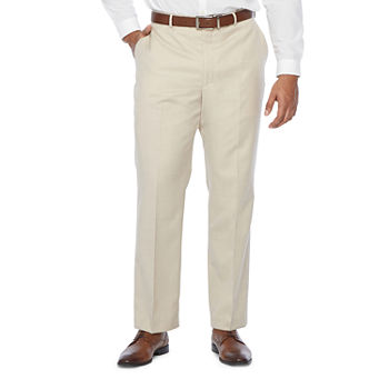 Stafford Super Suit Mens Stretch Classic Fit Suit Pants - Big and Tall