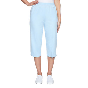 Alfred Dunner Classics French Terry Capris