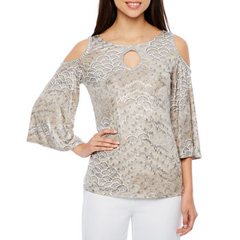 194a6d7e94925 CLEARANCE Misses Size Tops for Women - JCPenney