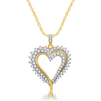 0dd42fbd3 Diamond Heart Fine Necklaces & Pendants for Jewelry & Watches - JCPenney
