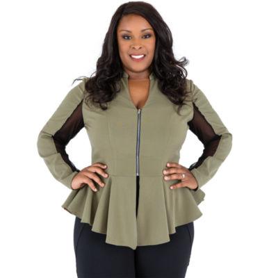 Plus Size Coats 2018