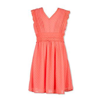 2d0df40163bd Speechless Chiffon Dresses for Kids - JCPenney