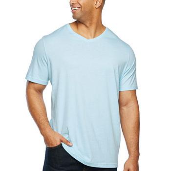 V Neck T Shirts Shirts For Men Jcpenney