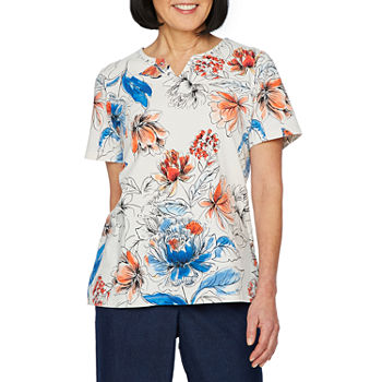 6471be8cc30 Alfred Dunner Shirts + Tops for Women - JCPenney