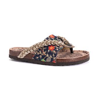 f7674069d605 Blue Women s Sandals   Flip Flops for Shoes - JCPenney