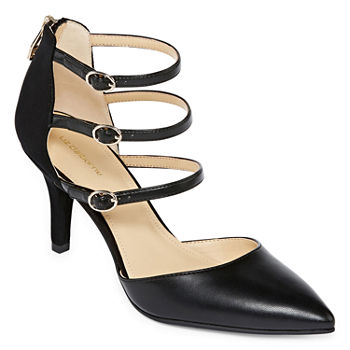 Liz Claiborne Womens Hara Pumps Spike Heel