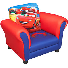 Delta Children's Products™ Disney Cars Upholstered Chair