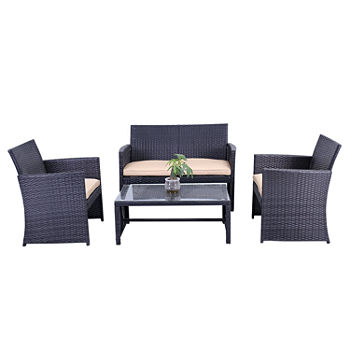 Stupendous Patio Furniture Sets Outdoor Furniture Home Interior And Landscaping Ponolsignezvosmurscom