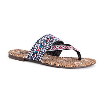 8bd5ea32fdf9 Casual Women s Sandals   Flip Flops for Shoes - JCPenney