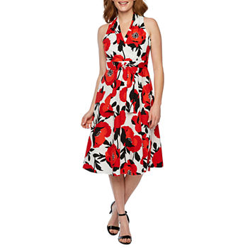 1e0b4ab0931 Fit   Flair Dresses - JCPenney