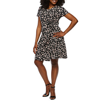 f4b00c578e9 Robbie Bee Black Dresses for Women - JCPenney
