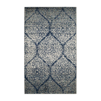 Safavieh Madison Collection Carmen Geometric Area Rug