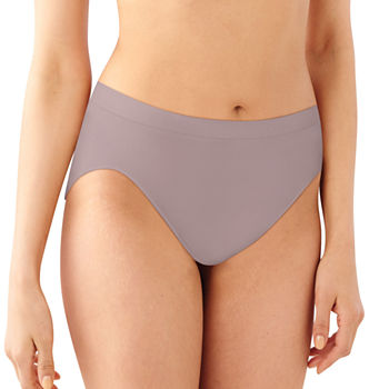Bali Comfort Revolution Knit High Cut Panty 303j