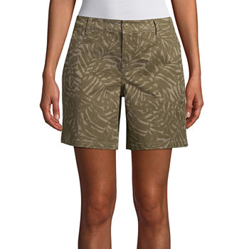 a7a5b6aaaf CLEARANCE St. John's Bay Shorts for Women - JCPenney