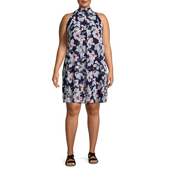 afe69b239290c Robbie Bee Plus Size Dresses for Women - JCPenney