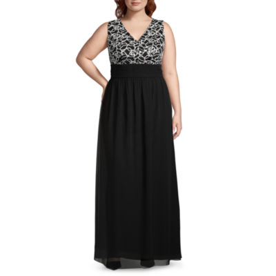 JCPenney Plus Size Holiday Dresses