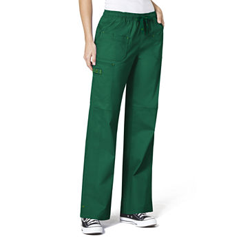 Wonderwink® WonderFLEX 5108 Faith Multi-Pocket Cargo Pant - Plus