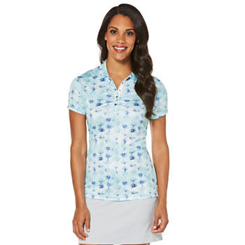 women polo shirts tops for women jcpenney