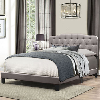 Gray Beds Headboards For The Home