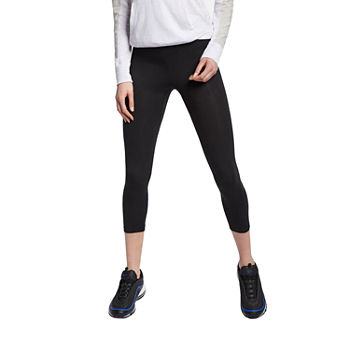 2d37e5261e5 Nike Black Leggings for Women - JCPenney