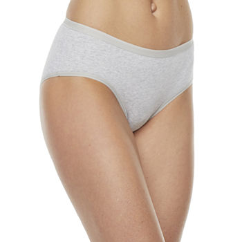Ambrielle Organic Cotton Hipster Panty
