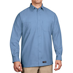 Wrangler Workwear™ Long-Sleeve Work Shirt - Big & Tall