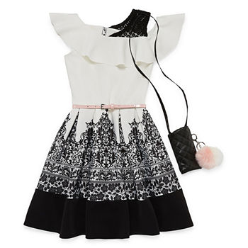 Girls Plus Size Dresses & Dress Clothes for Kids - JCPenney