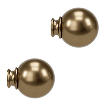 Umbra Mix & Match Ball 2-pc. Finials
