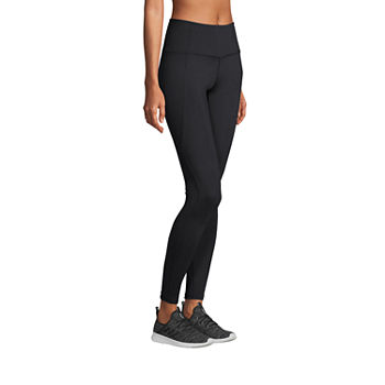 Xersion Womens High Rise 7/8 Ankle Leggings Petite