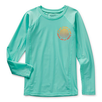 Arizona Little & Big Boys Rash Guard