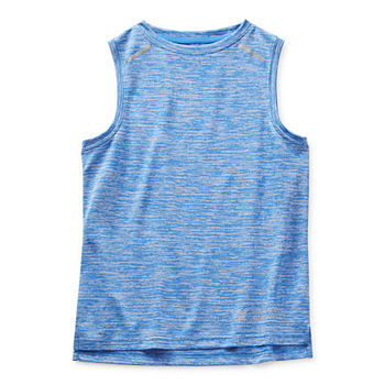 Xersion Little & Big Boys Crew Neck Tank Top