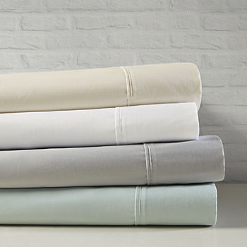 Beautyrest 400 Thread Count Cotton Wrinkle Resistant Sheet Set