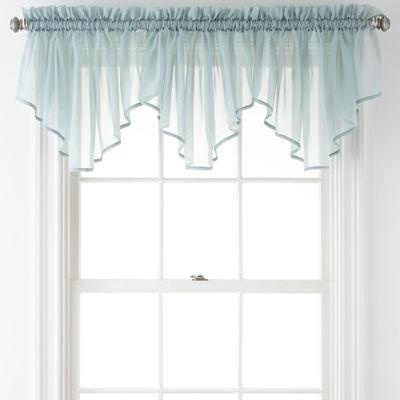 Valances   Kitchen U0026 Bath Curtains Blue