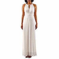 Melrose Sleeveless Wedding Gown