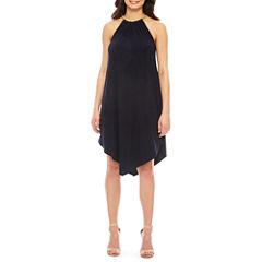Msk Sleeveless Shift Dress