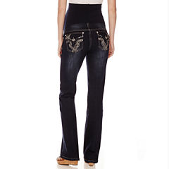 Tala Jeans Maternity Bling Boot Cut