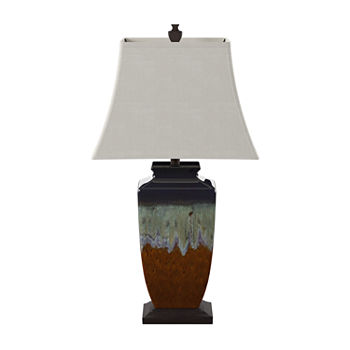 Stylecraft Varna Ceramic Table Lamp