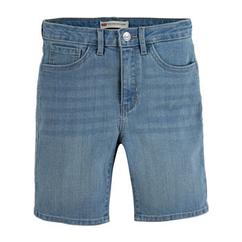 Levi's Big Girls High Rise Bermuda Short