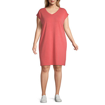 1ad5b52a4969 Women's Plus Size Dresses for Sale Online | JCPenney