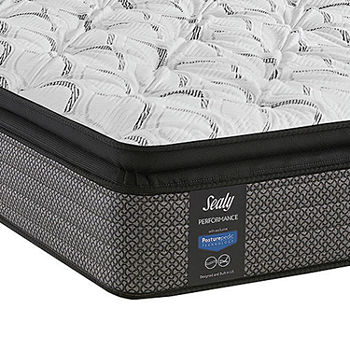 Sealy® Posturepedic Evanston Plush Pillow Top Mattress Only