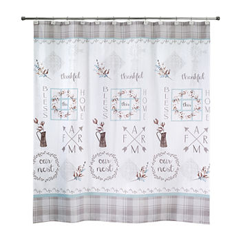 Avanti Our Nest Shower Curtain