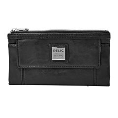 Relic Bryce Checkbook Wallet