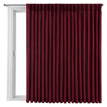 Red Curtains & Drapes for Window - JCPenney