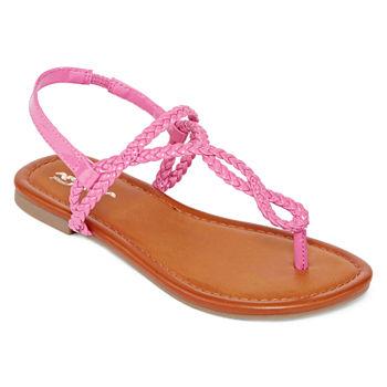 c9e9b51f318e6 Arizona Senna Girls Strap Sandals - Little Kids. Add To Cart. Few Left