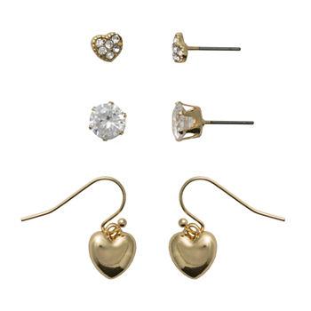 Sensitive Ears Nickel Free Fashion Earrings