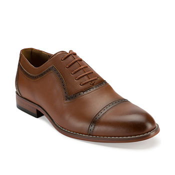 9b68c87eeb21 Brown Men s Dress Shoes for Shoes - JCPenney