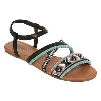 8387d646acd97e Mixit Women s Sandals   Flip Flops for Shoes - JCPenney